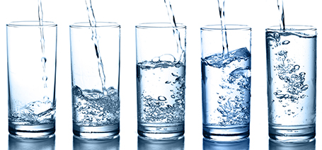 Kolsyrat vatten